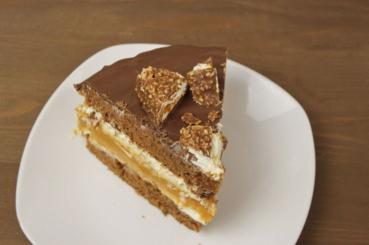 Kinder Maxi King Torte backen – Leckere Torten Rezepte