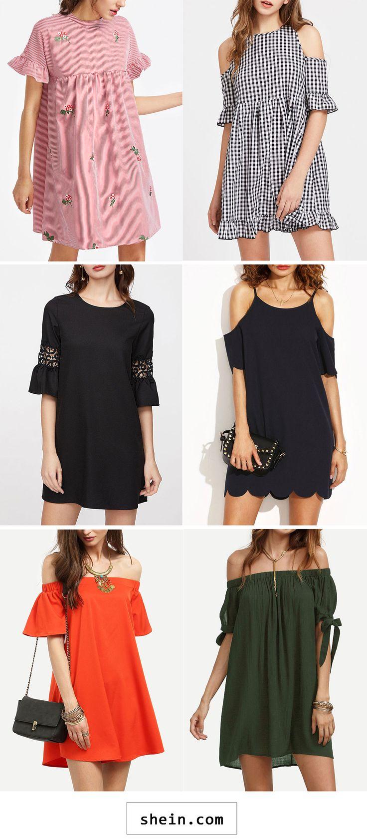 Chic dresses