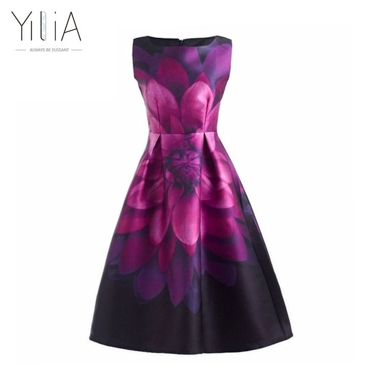 Like and Share if you want this  Yilia 2016 New Women Casual Summer Dress Purple Maxi High-Waisted Sleeveless Flower Print Skater Dresses Vestido De Festa     Tag a friend who would love this!     FREE Shipping Worldwide     Buy one here---> http://onlineshopping.fashiongarments.biz/products/yilia-2016-new-women-casual-summer-dress-purple-maxi-high-waisted-sleeveless-flower-print-skater-dresses-vestido-de-festa/
