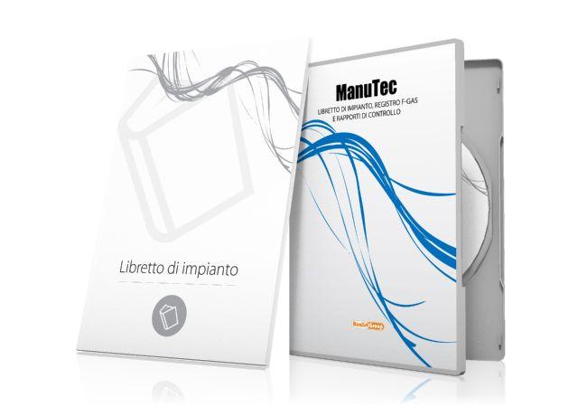 Software Libretto di Impianto, registro F-GAS e Rapporti di Controllo