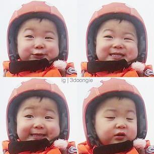 Instagram photo by 3doongie - 힘도 없떠 밍꾸꾸ㅋㅋㅋㅋㅋㅋ❤️❤️❤️❤️ •