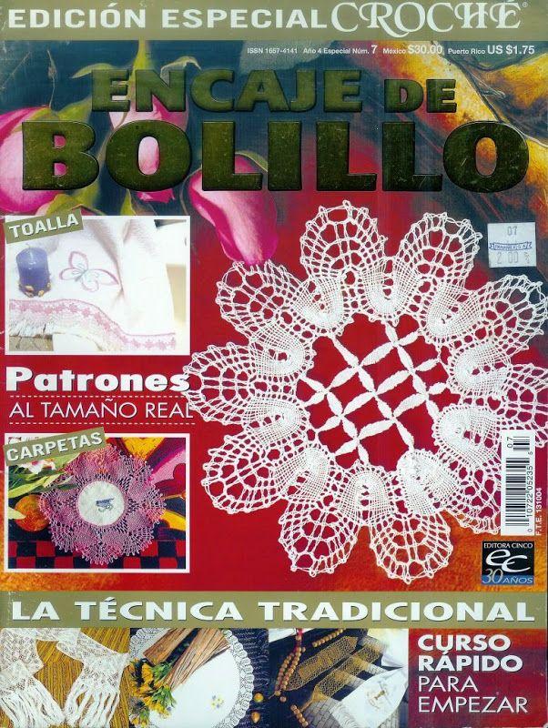 Encaje de bolillo - Curso rápido - Pepi Maneva - Álbumes web de Picasa
