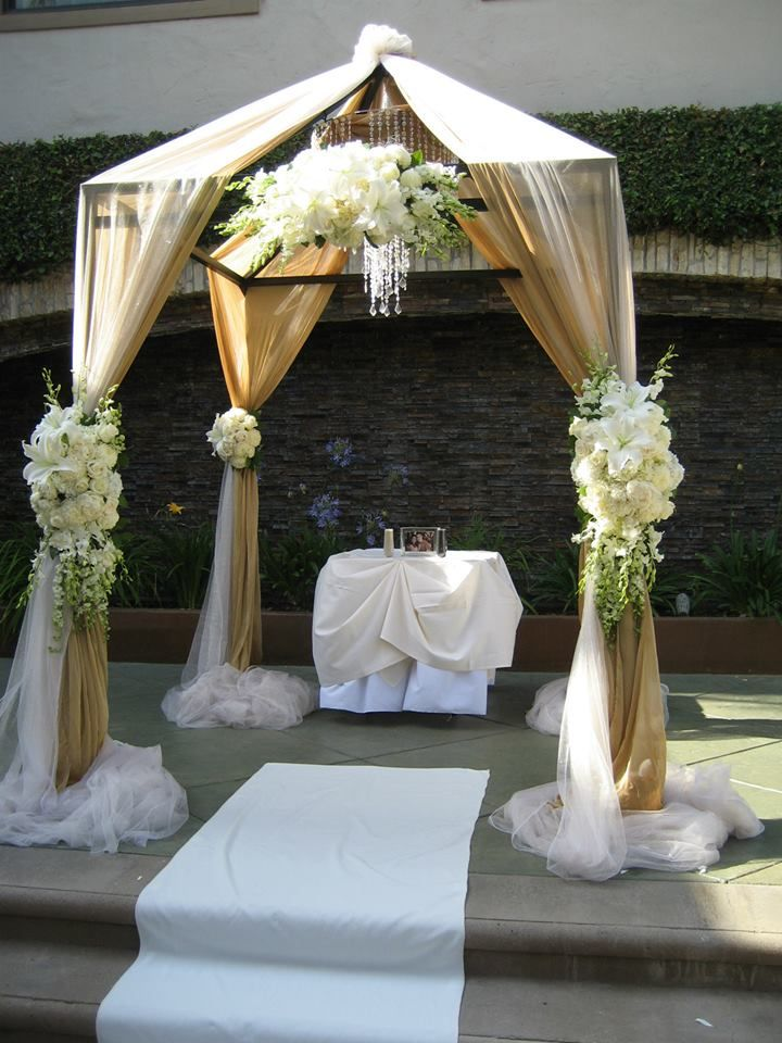simple wedding stage design good finds ideas