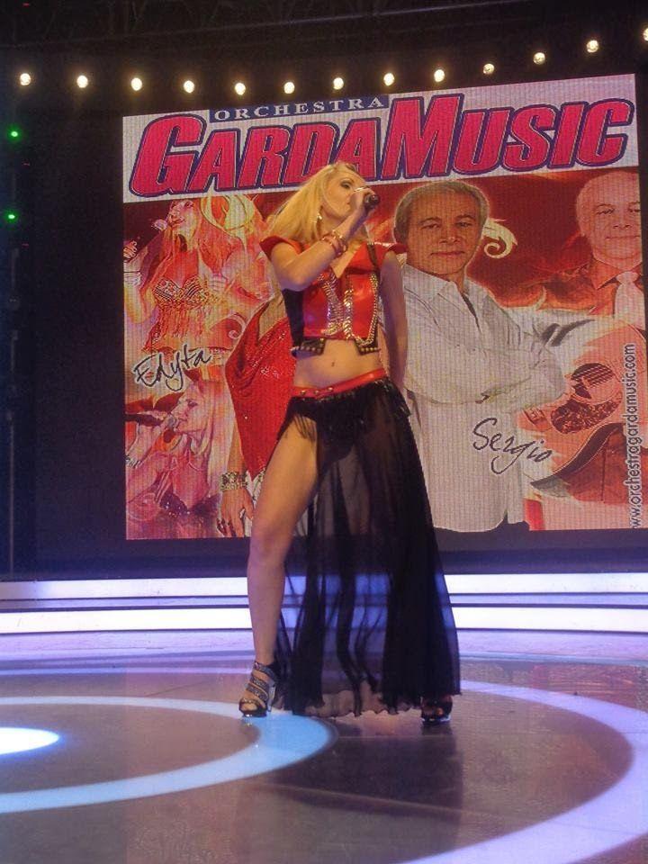 SERGIO GARDA MUSIC con Edyta Kamińska - America, a Cantando Ballando