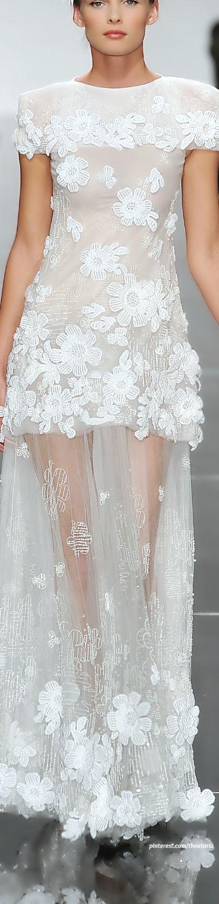 Chanel Haute Couture ❤