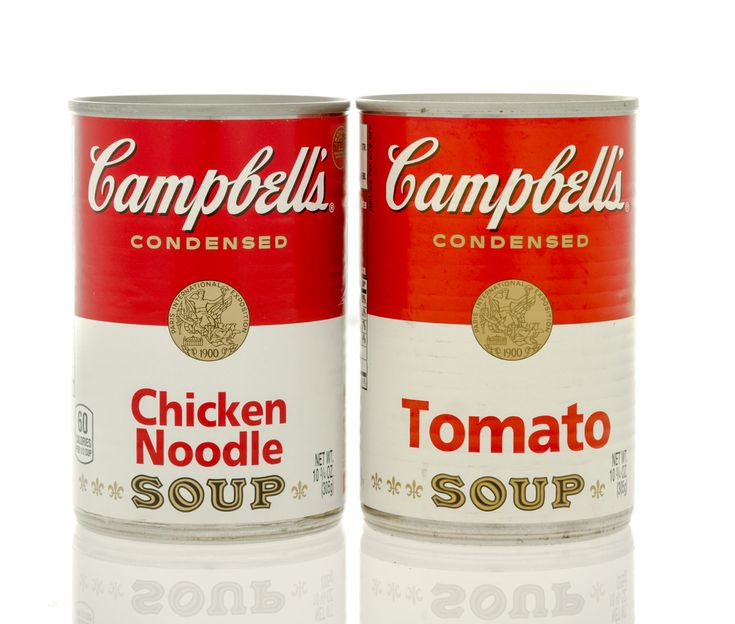 Campbell Soup Company Investing $125 Million in Food Startups