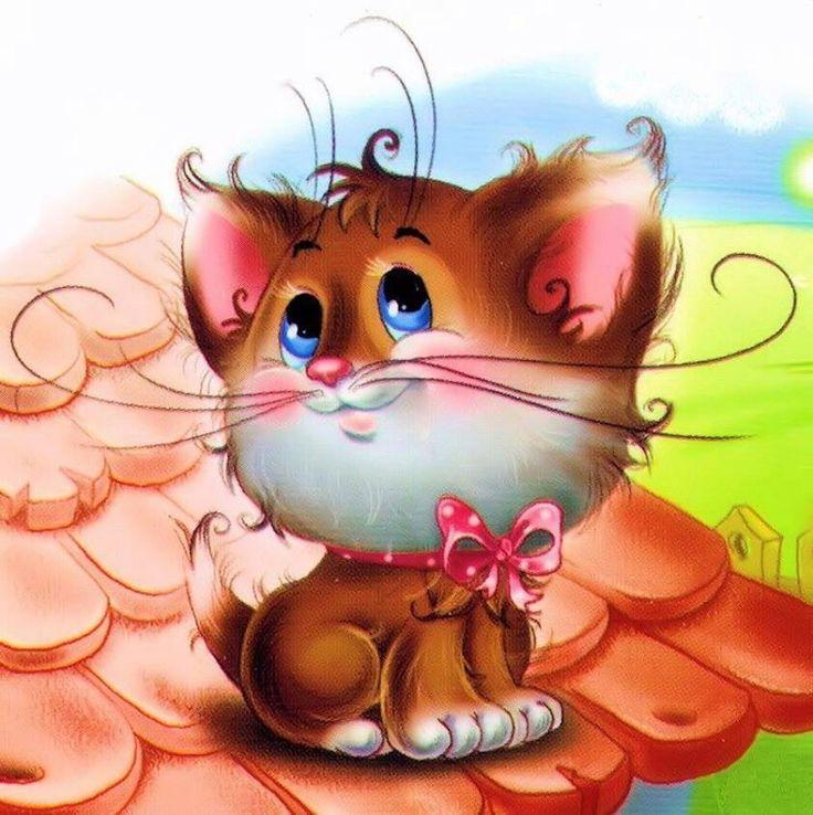 Приколы открытки с котами