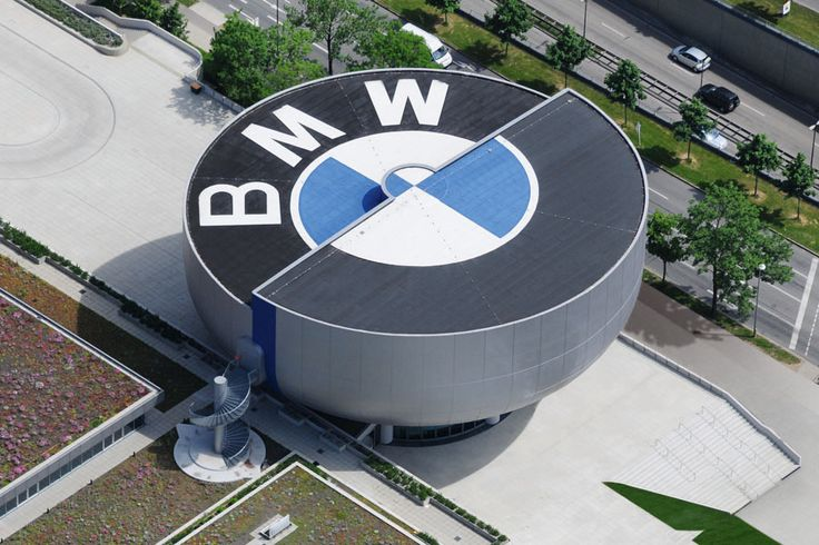 The BMW Museum in Munich