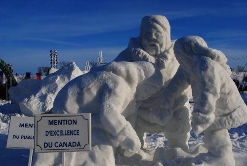 Winter Carnival in Quebec City {Carnaval d'Hiver à Québec}