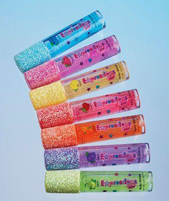 Roll on Body Glitter