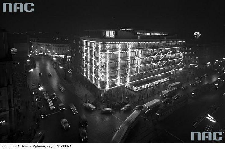 Centralny Dom Towarowy w Warszawie, 1962-69