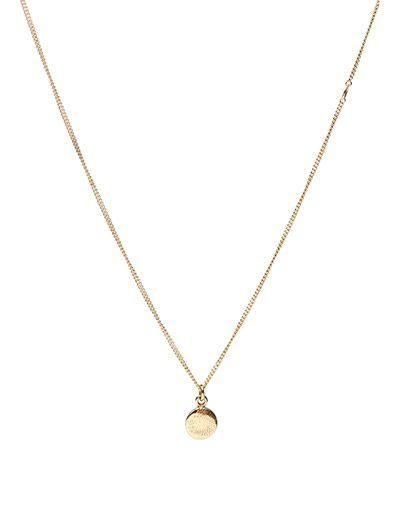 Vi har Cornelia Webb Charmed Solar Necklace Classic (52 Gold Plated) i lager på Boozt.com, för enbart 650 kr. Senaste kollektionen från Cornelia Webb. Shoppa tryggt & säkert, snabb leverans.