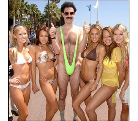 Borat Mankini Suit for 2015, Fashion and Best Gift Idea ...