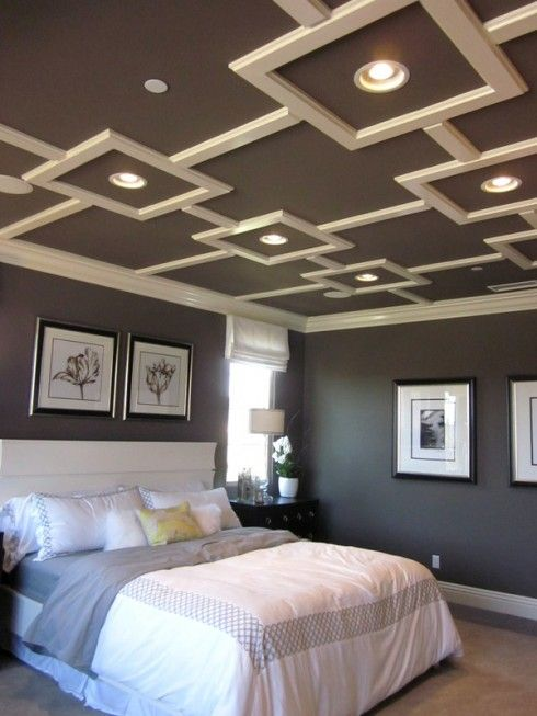 31 Best False Ceiling Master Bedroom Images On Pinterest