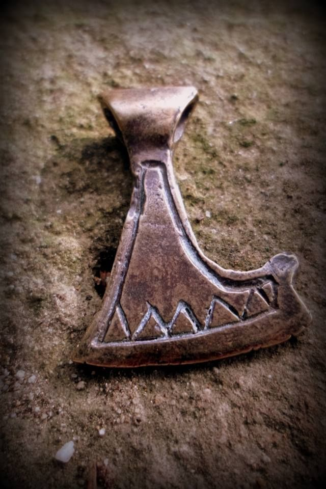 Perun ax