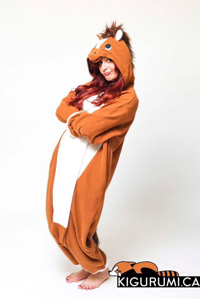 Smoochi the squirrel adult hoodie costume