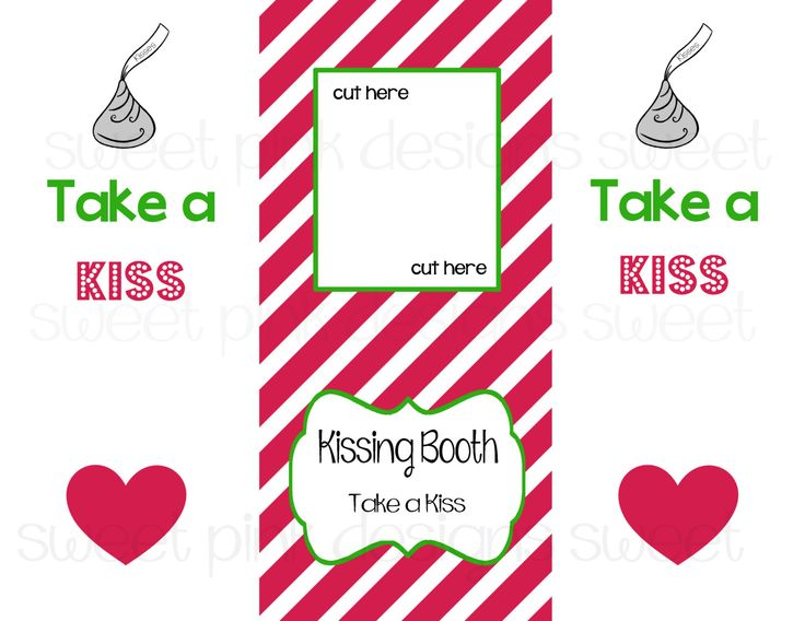 photograph about Elf on the Shelf Kissing Booth Free Printable referred to as Totally free Printable Kissing Booth Signal Totally free Printable Seize a Prop