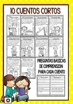 $3.50 Easy-Reading-for-Reading-Comprehension-in-Spanish-special-edi-Good-Manners-2073396 Teaching Resources - TeachersPayTeachers.com