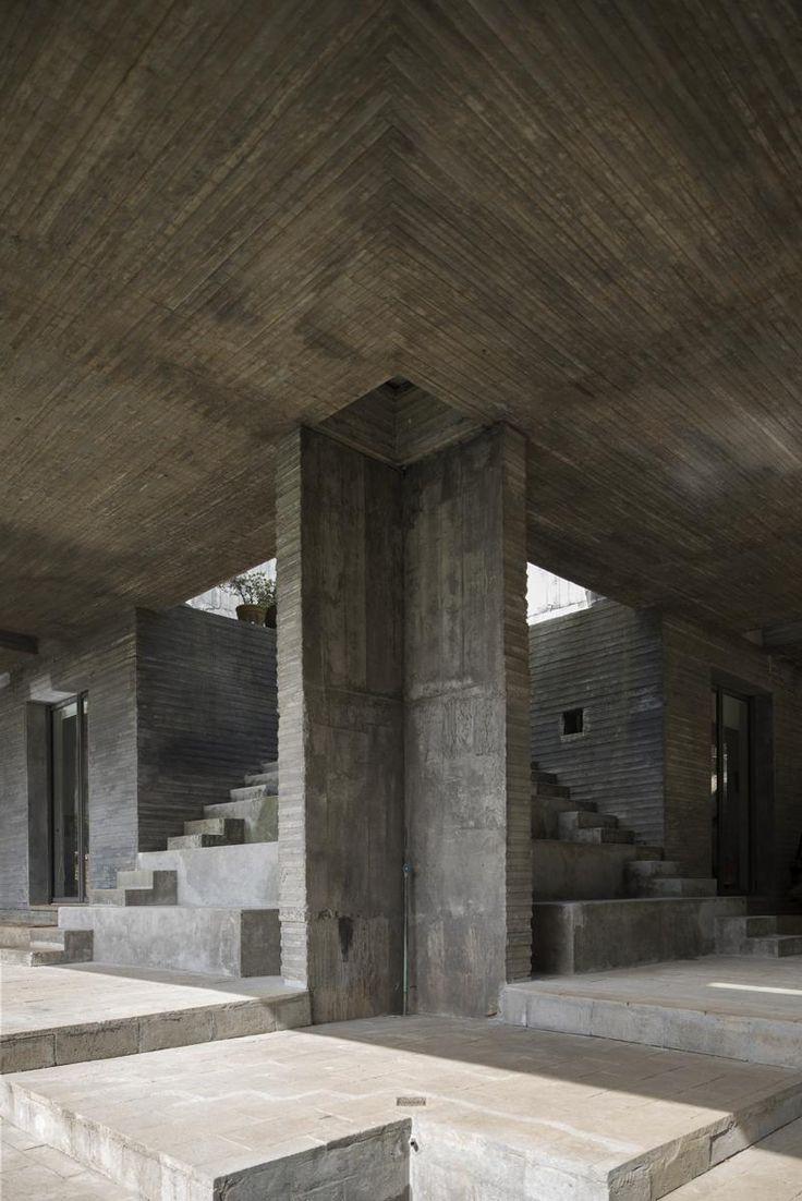 Visions of an Industrial Age // Pezo von Ellrichshausen