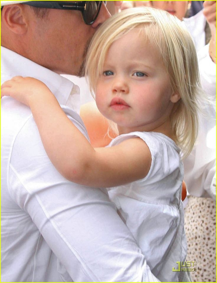 Shiloh Jolie-Pitt, I miss the days when she looked like this, not like a boy