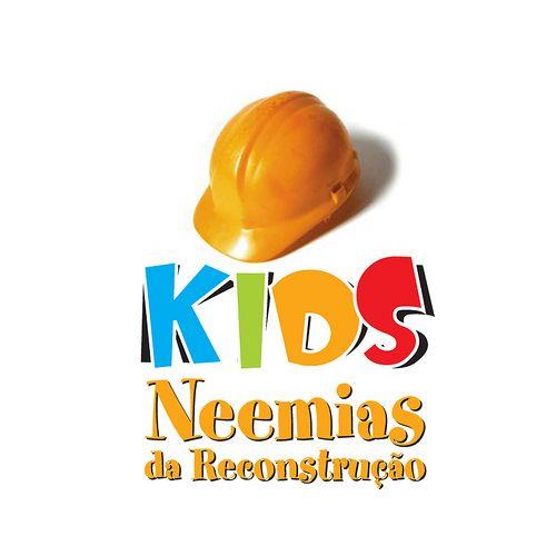 logo Kids Neemias da Reconstrução