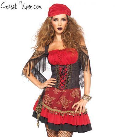 Can Mystic vixen costume