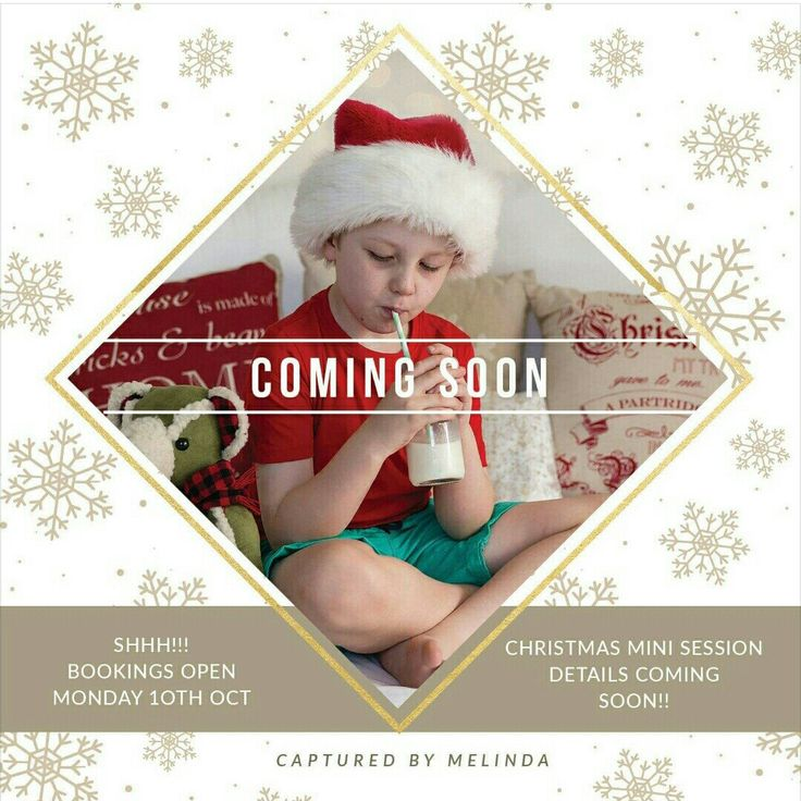 Holiday mini session created by our passionate photographer, Melinda. We wish your session going smoothly! Good luck!