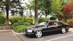 W124 Coupe.