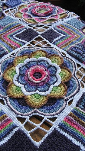 Ravelry: Denise9's Jane Crowfoot's Crochet Club 2014