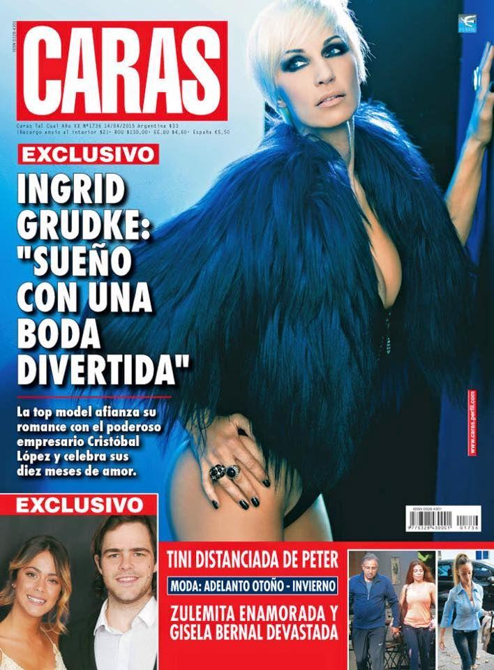 Caras Argentina - Abril 2015