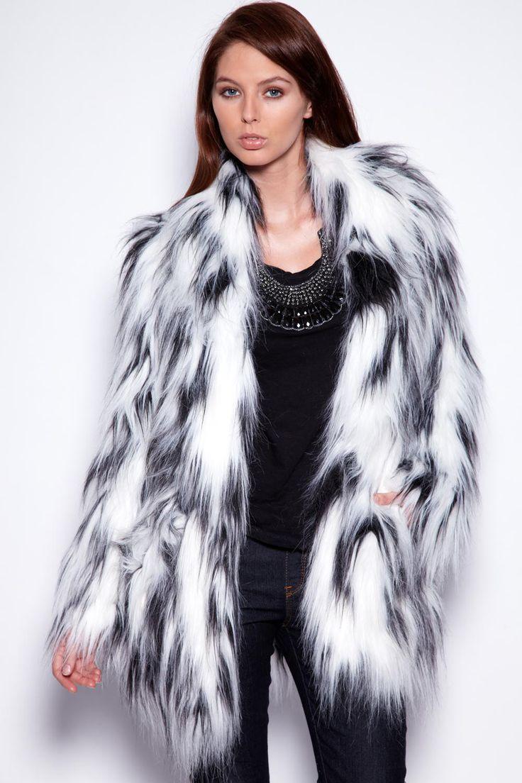 17 Best images about Fur Coats on Pinterest | Fendi bags Faux fur