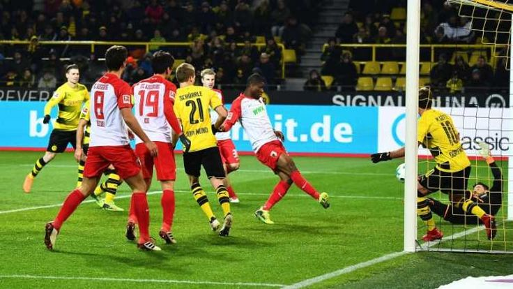 Borussia Dortmund - FC Augsburg: BVB-Stars in der Einzelkritik – diese Noten haben Götze und Co. sich verdient: * Borussia Dortmund - FC…