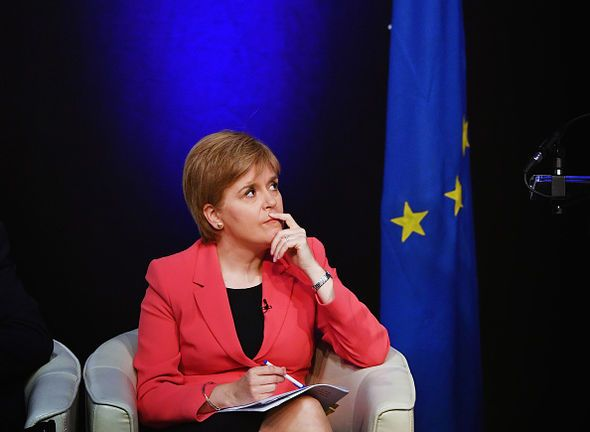 Nicola has been slammed as she jets all over Europe on taxpayer's money. Now the pocket of Glasgow, which Ms Sturgeon only visits with armed police officers in tow, is in meltdown mode. There is no clear information on how many different racial groups are in the broken down community, but figures show that there are 57 different languages spoken by their pupils in schools.