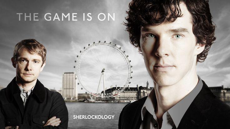 Sherlock Wallpapers HD | PixelsTalk.Net