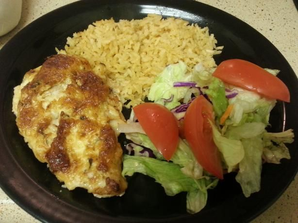 Hellmann s Parmesan Crusted Chicken (Low-fat Version) new go-to meal