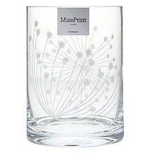 Buy MissPrint Home Dandelion Vase Online at johnlewis.com