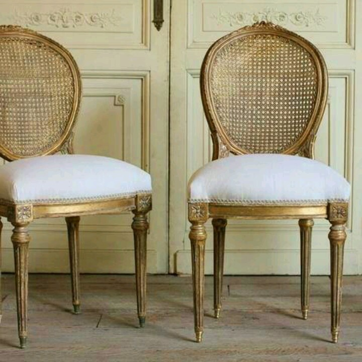 High Quality Vintage Guild Finish For My Bedroom Chairs