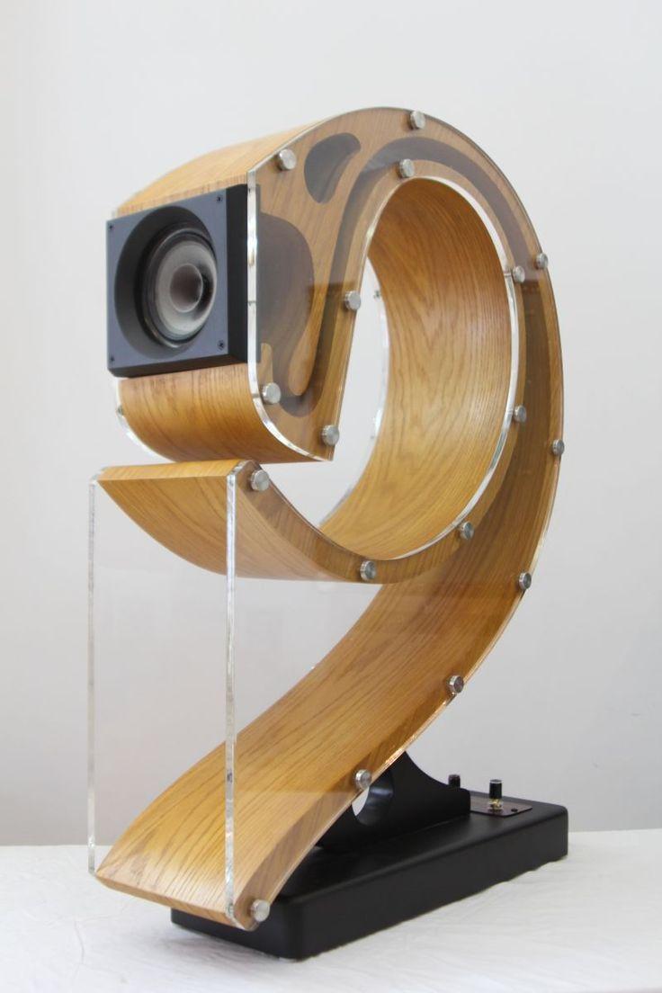 73 best speakers images on pinterest | speaker design, loudspeaker