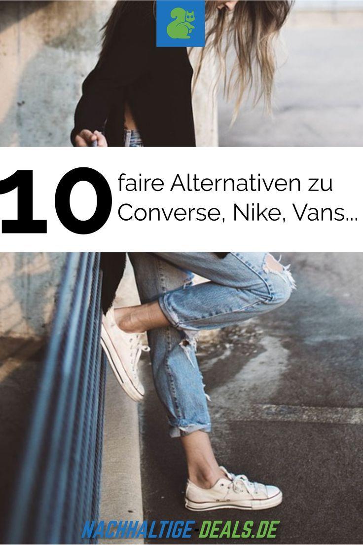 Nachhaltige Sneaker Faire Alternativen zu Nike, Vans