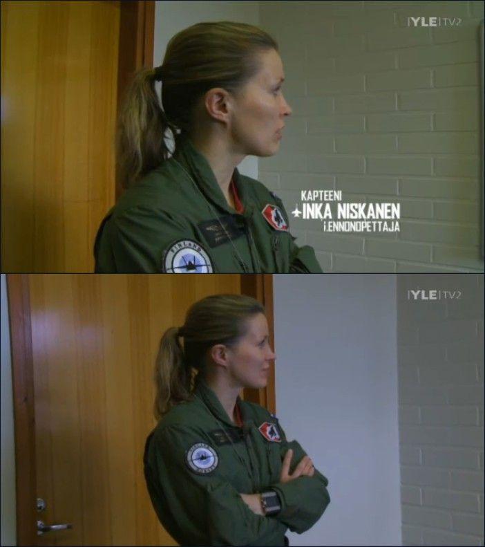Inka Niskanen Everstiluutnantti