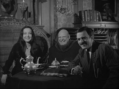 The addams family tv show images   The Addams Family (1964) Photo Gallery