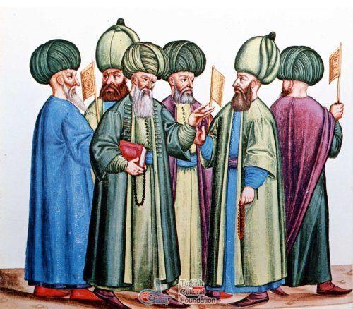 Muslim Priests