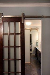 Delightful Barn Door