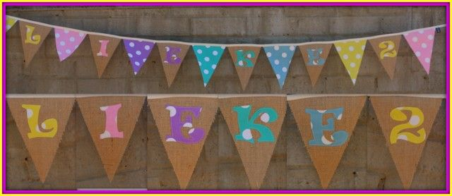 Name banner bunting  Naam banier vlaggies https://www.facebook.com/groups/934088913311525/