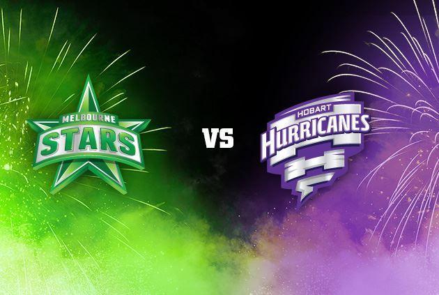 Hobart Hurricanes vs Melbourne Stars