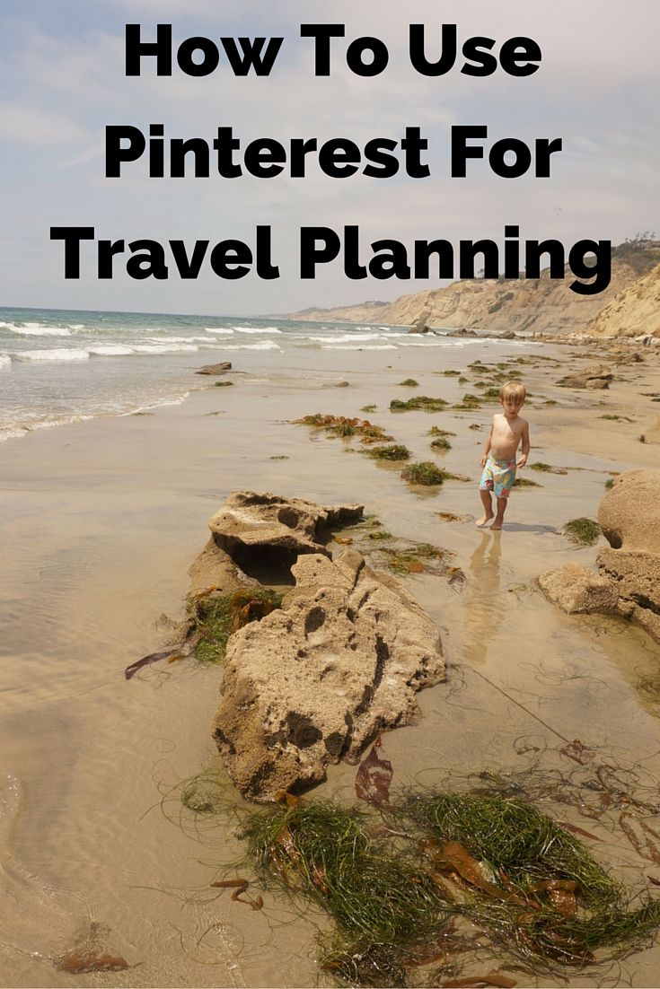 Tips on how to use Pinterest for travel planning. How to get inspired, avoid mistakes and find things to do. Travel tips.