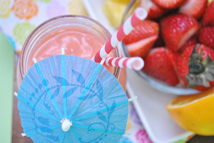 {0 points+} Delicious Summer Smoothie