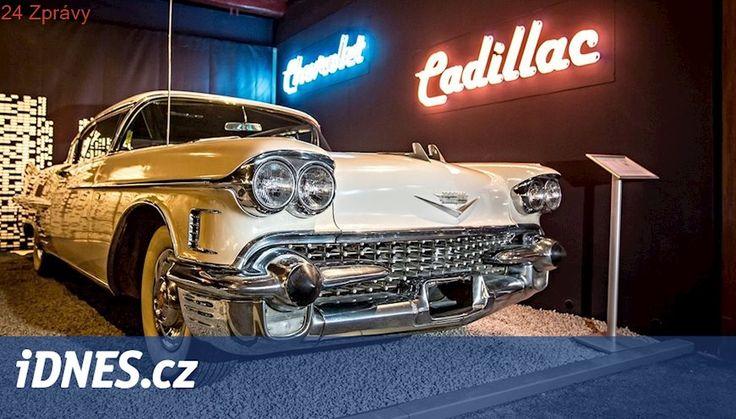 Cadillac, jeden ze symbolů USA, slaví 115. narozeniny