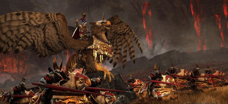 It's Total War: Warhammer time for the Mac this fall