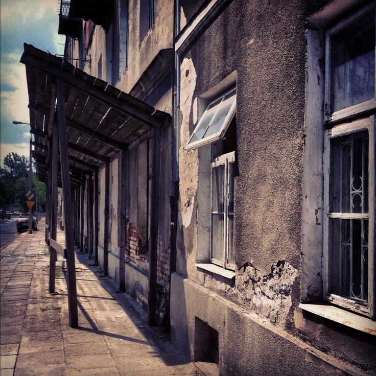 Warsaw - Praga District #4